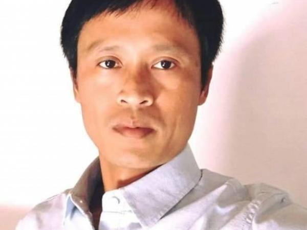Myo Tun Zaw, capitán del SPIRIT OF HAMBURG